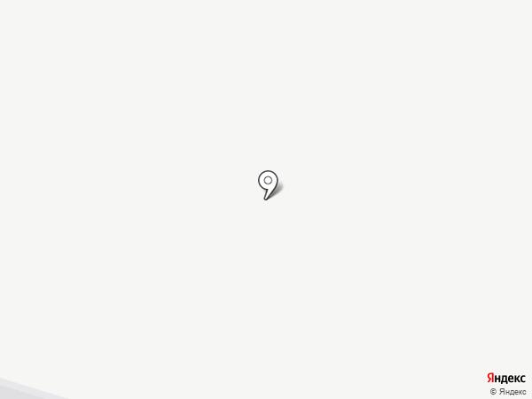 Та самая шаурма на Средном на карте Нижнего Новгорода