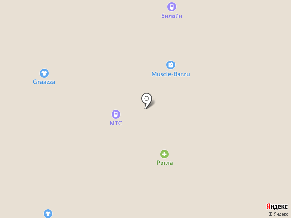Botinni на карте Нижнего Новгорода