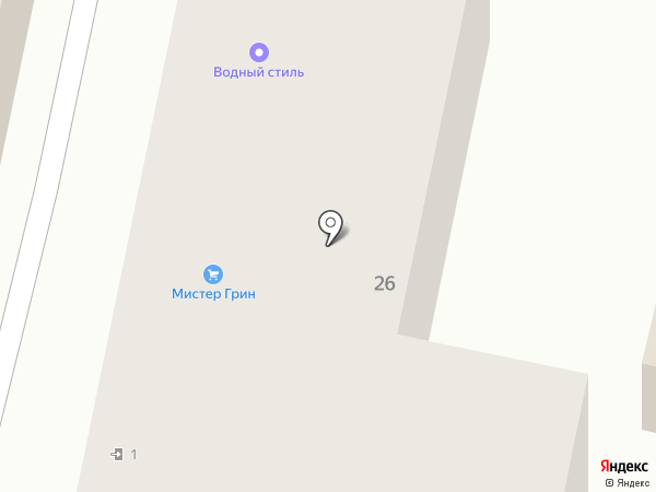 КлаусМюзик на карте Нижнего Новгорода
