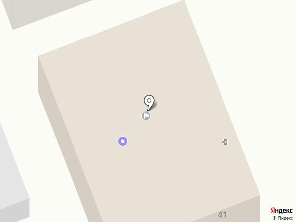 Администрация городского округа г. Бор на карте Бора