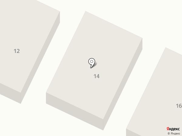 Гримерка на карте Бора