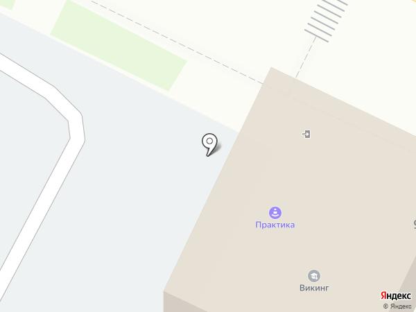 ЮАНЬ на карте Бора