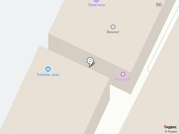 Строй-МэС на карте Бора