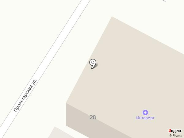 Ирина на карте Бора