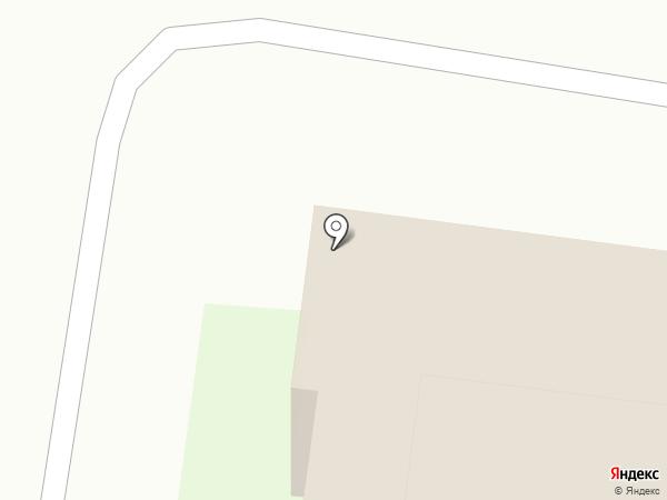 Тур-НН на карте Бора