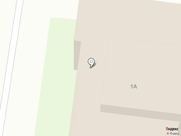 Кимирус на карте Бора