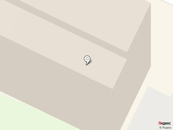 Многофункциональный центр предоставления муниципальных и государственных услуг городского округа г. Бор на карте Бора