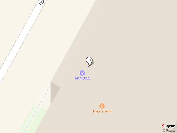Автогаджет на карте Бора