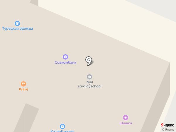 БалтБет на карте Бора