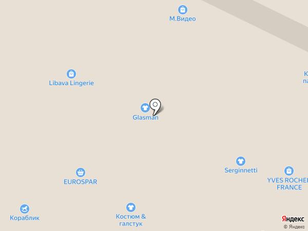 МТС на карте Бора