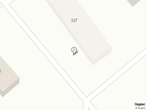 Продовольственный магазин на карте Береславки