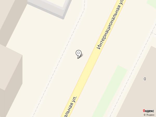 Управление Пенсионного фонда РФ в Борском районе на карте Бора