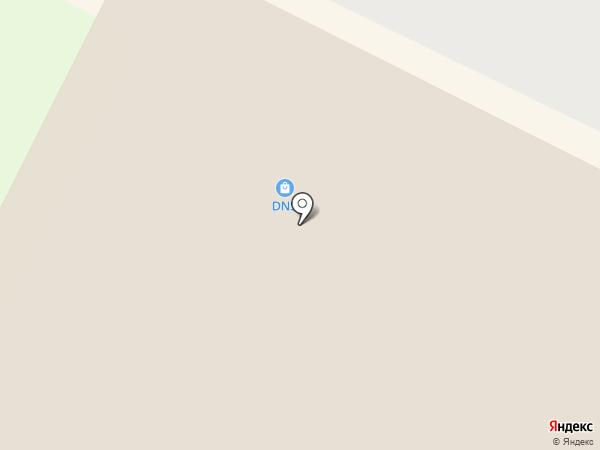 Дом бытовой техники на карте Бора