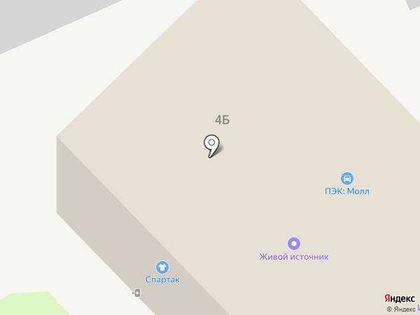Приволжская экспертная компания на карте Бора
