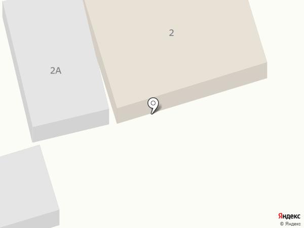 Парикмахерская на карте Береславки