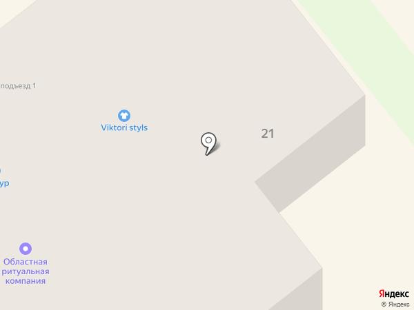 МобилКомп на карте Бора