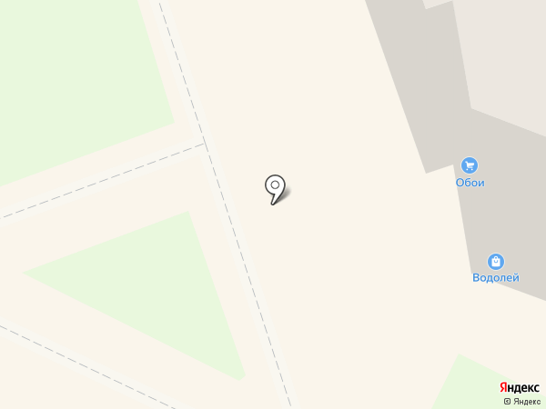 Магазин трикотажа на карте Бора