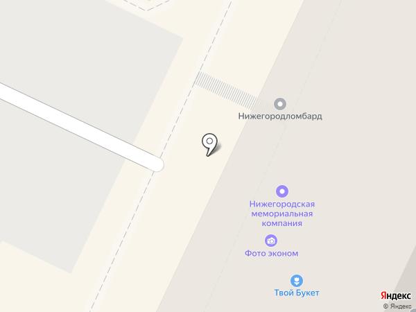 ГЕМОХЕЛП на карте Бора