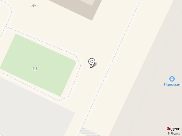 Магазин зоотоваров на карте Бора