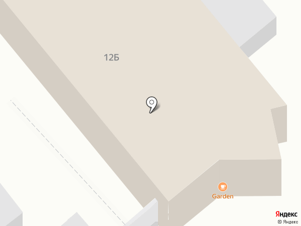 Garden на карте Бора