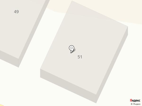 АБ Центурион-НН на карте Бора