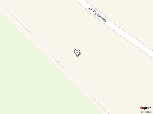 Ромашка на карте Бора