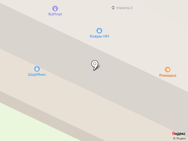 My Hobby на карте Бора