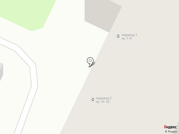 Южный Двор Поволжье на карте Бора