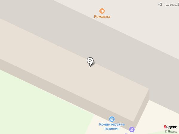 Эконом на карте Бора