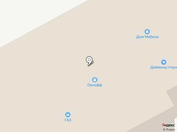 12-й ОГПС на карте Бора