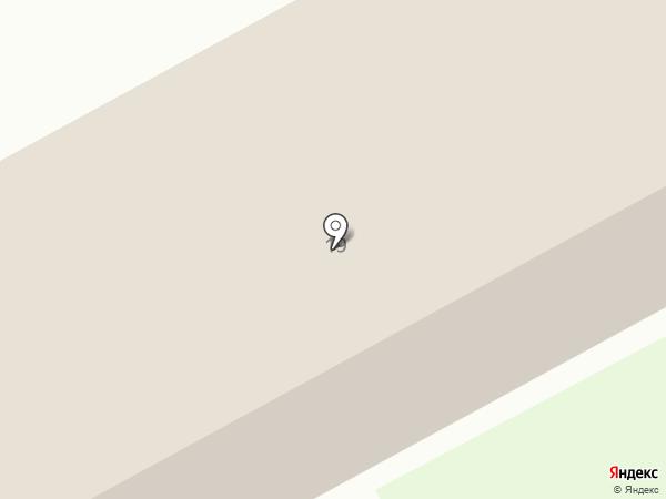 Окнофф на карте Бора