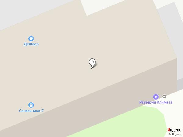Все для всех на карте Бора