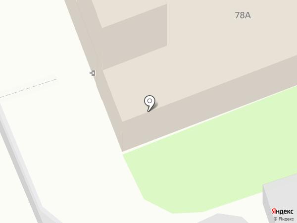 Храм Преображения Господня на карте Федяково
