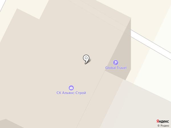 Грация на карте Бора