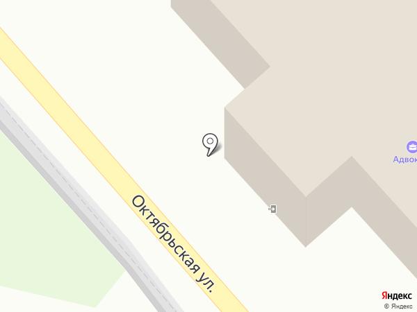 Адвокатская контора Борского района на карте Бора