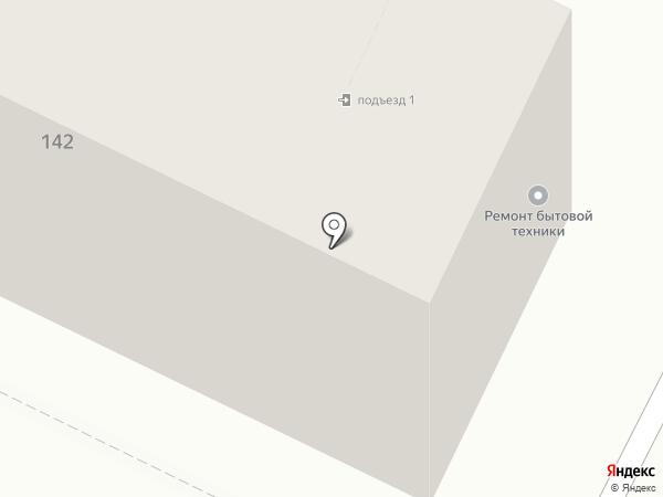 Витраж на карте Бора