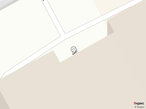 Пожарная часть №51 на карте Бора
