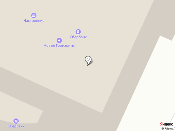 Клуб красоты и здоровья на карте Бора
