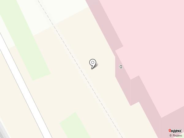 Агрохимбор на карте Бора