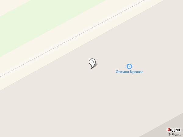 Оптика Кронос на карте Бора