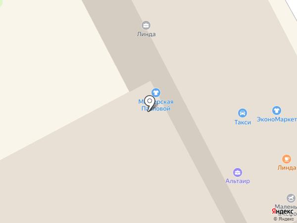 Творческая мастерская Маргариты Павловой на карте Бора