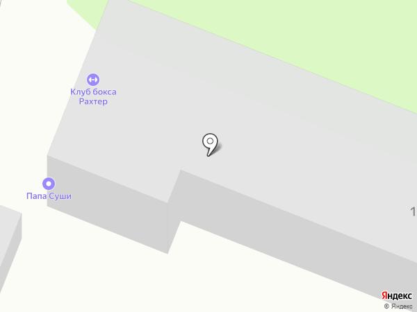 Мастер плюс на карте Бора