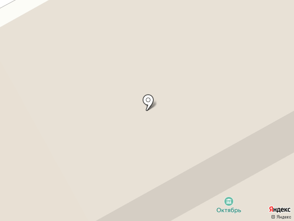 Октябрь на карте Бора