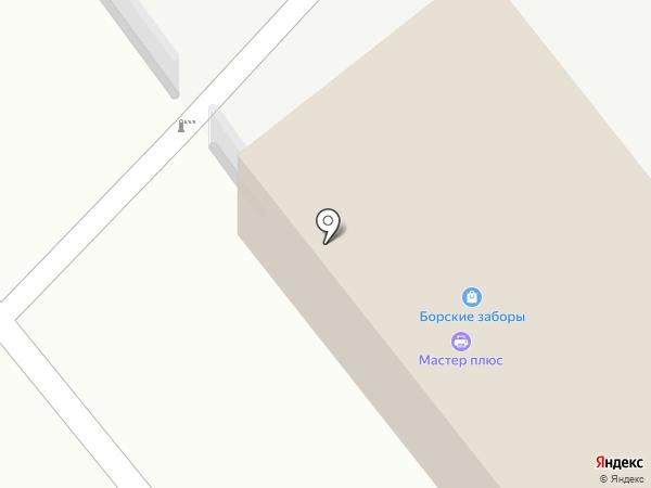 PRplus на карте Бора