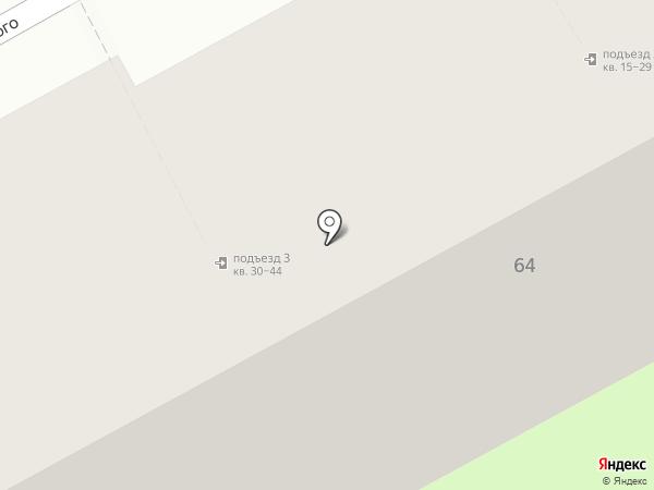 Борская городская прокуратура на карте Бора