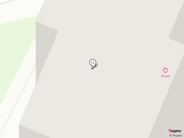 Лазурит на карте Бора