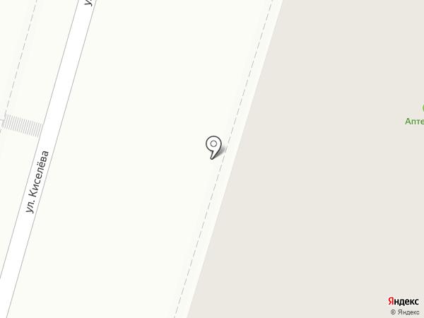 Кроха на карте Бора