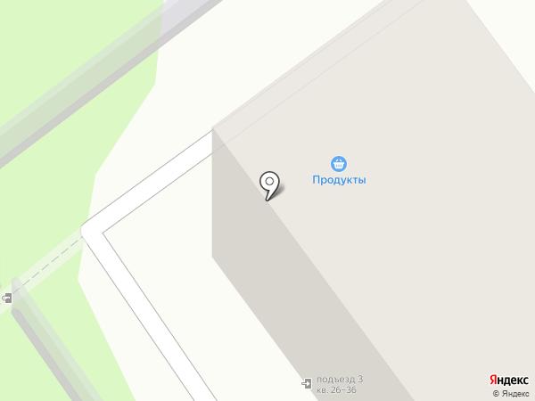 ВиД на карте Бора