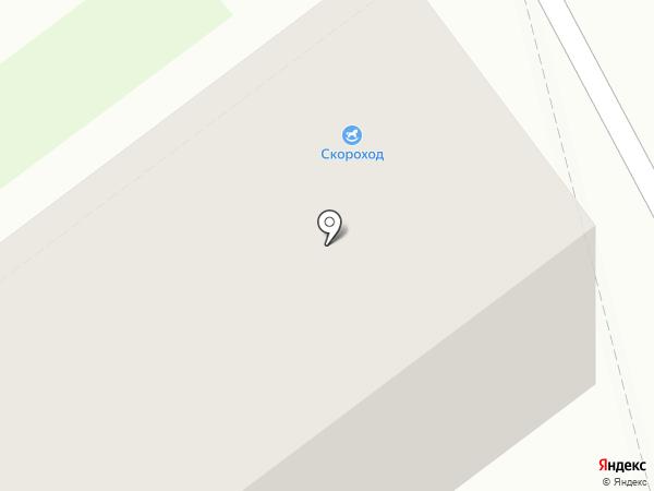 Мастерская по ремонту компьютеров на карте Бора