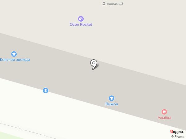 ЖилСервис на карте Бора